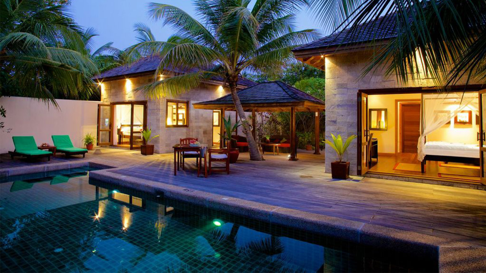 Luxury Beach Villas Bali