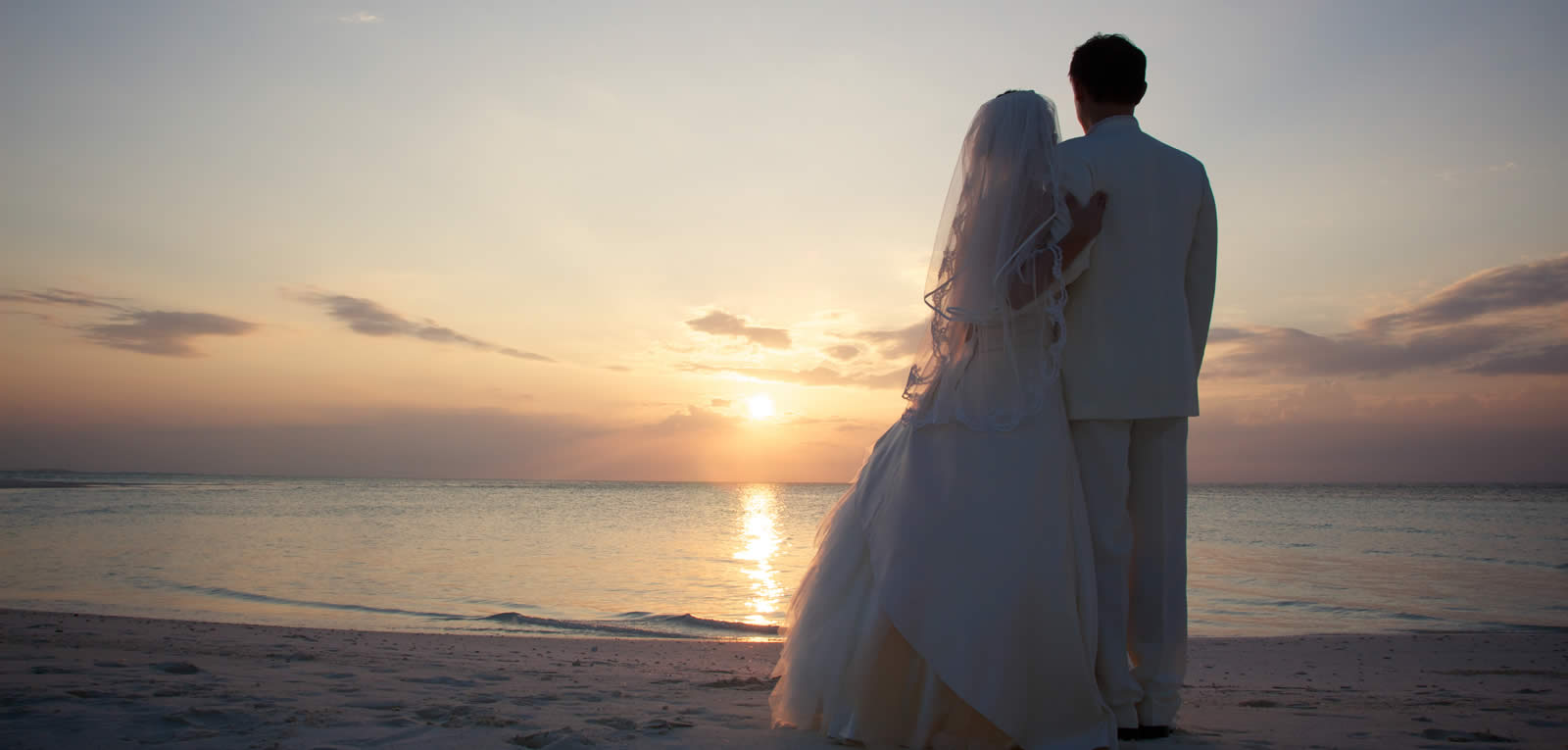 Exchange your vows in paradise