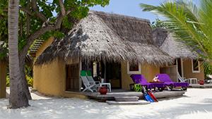 Komaas Beach bungalow