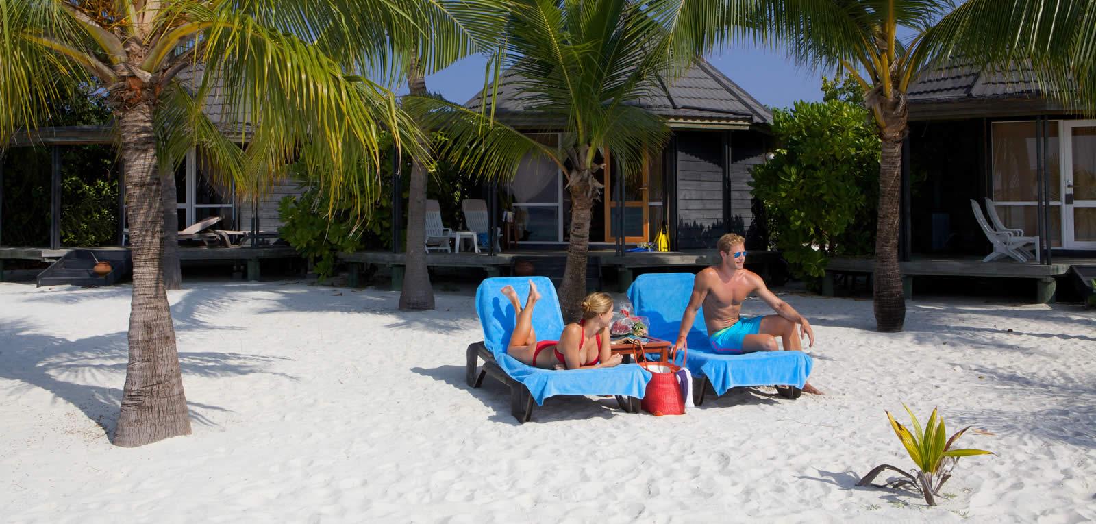 How Far Are Beach Club Villas From Beach Clu