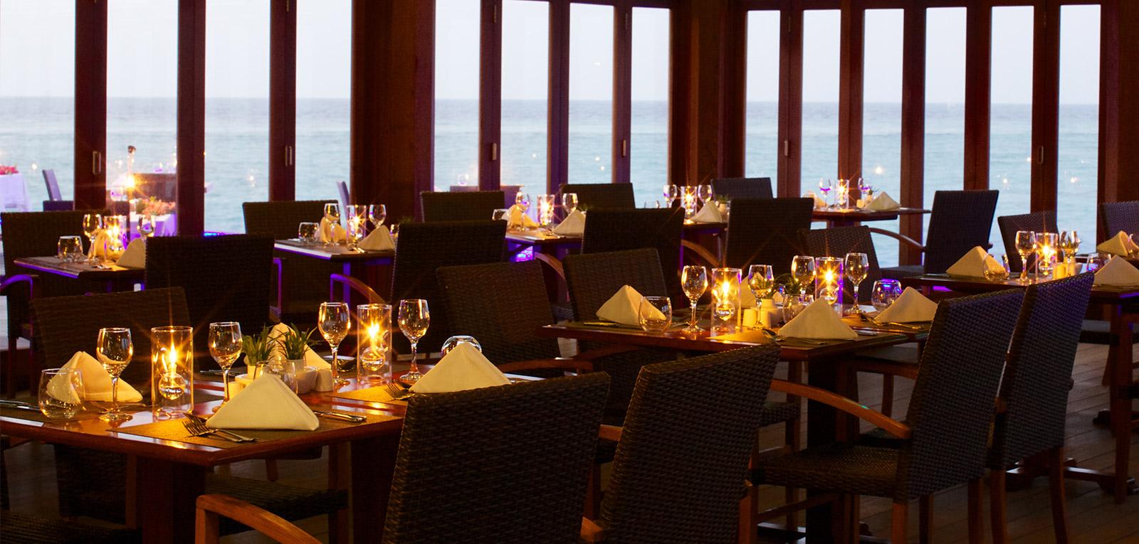 buffet restaurant in