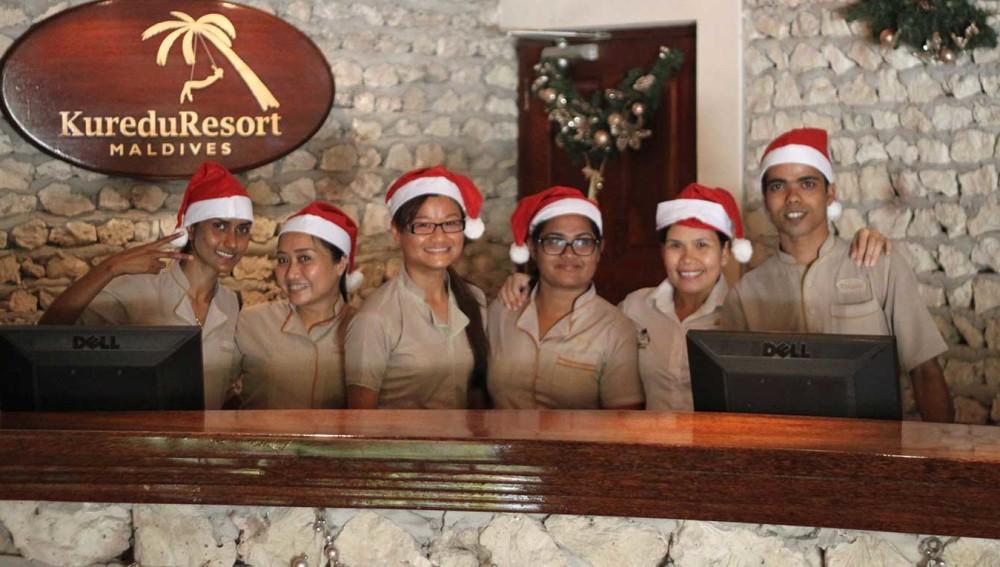 Christmas Team Kuredu