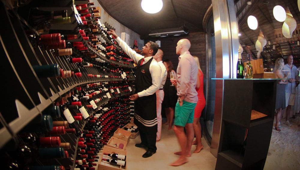 Kuredu Wine Cellar