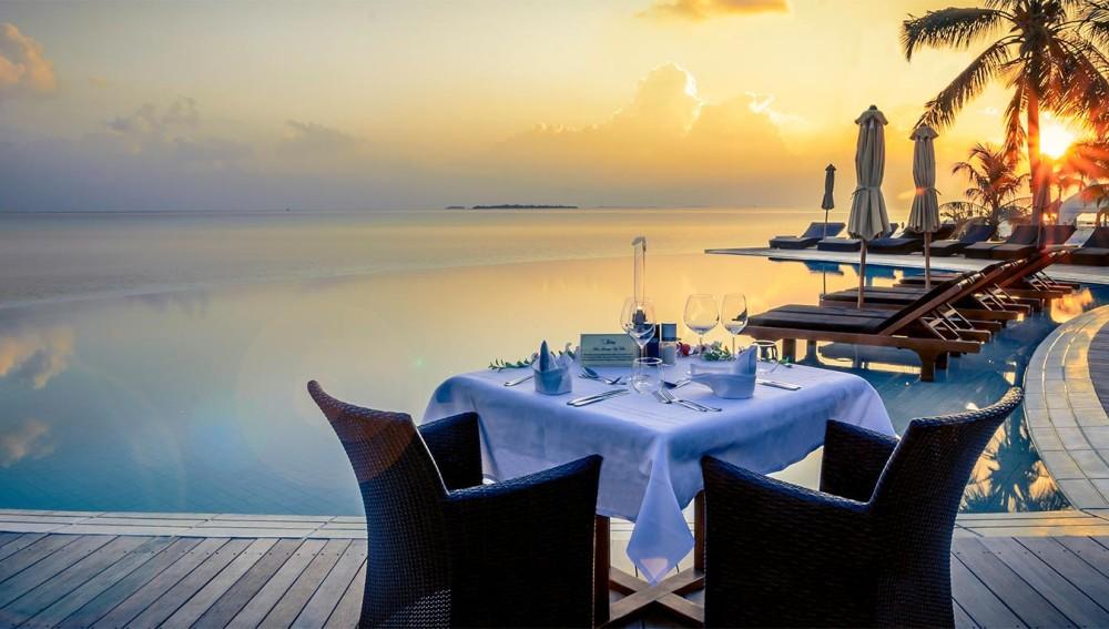 Kuredu Sunset Maldives