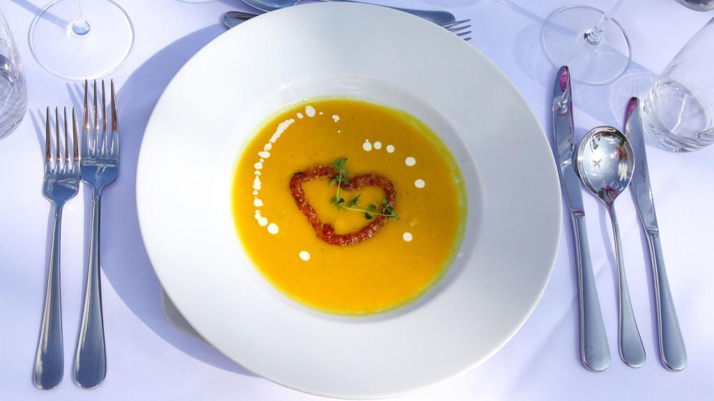 Kuredu Valentines Dinner