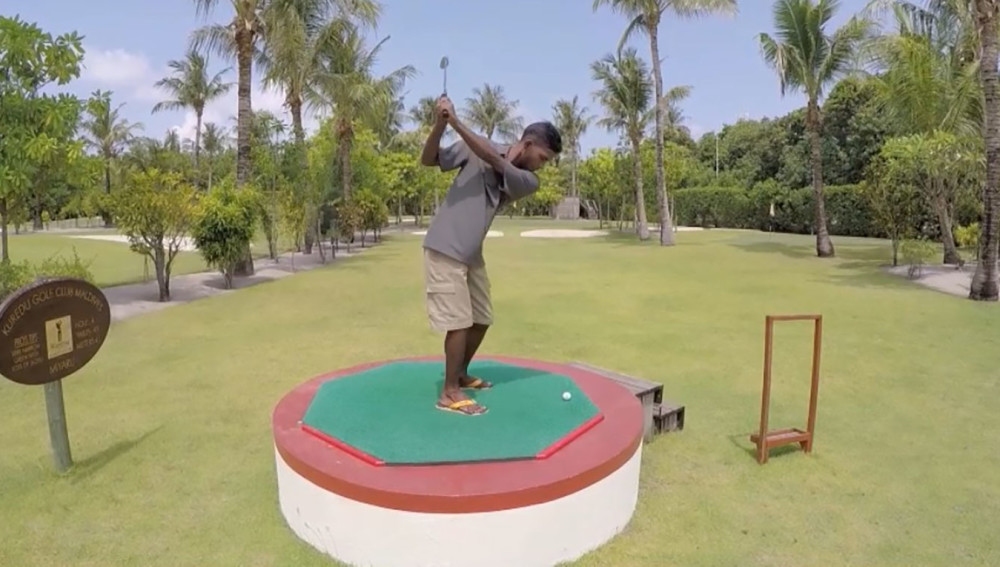 Kuredu Maldives Golf Club