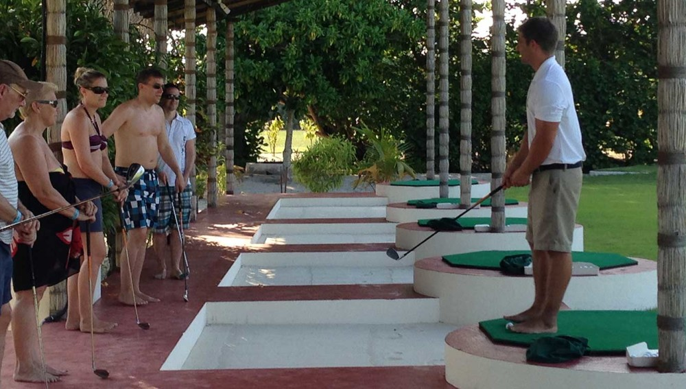 Kuredu Maldives Golf Pro