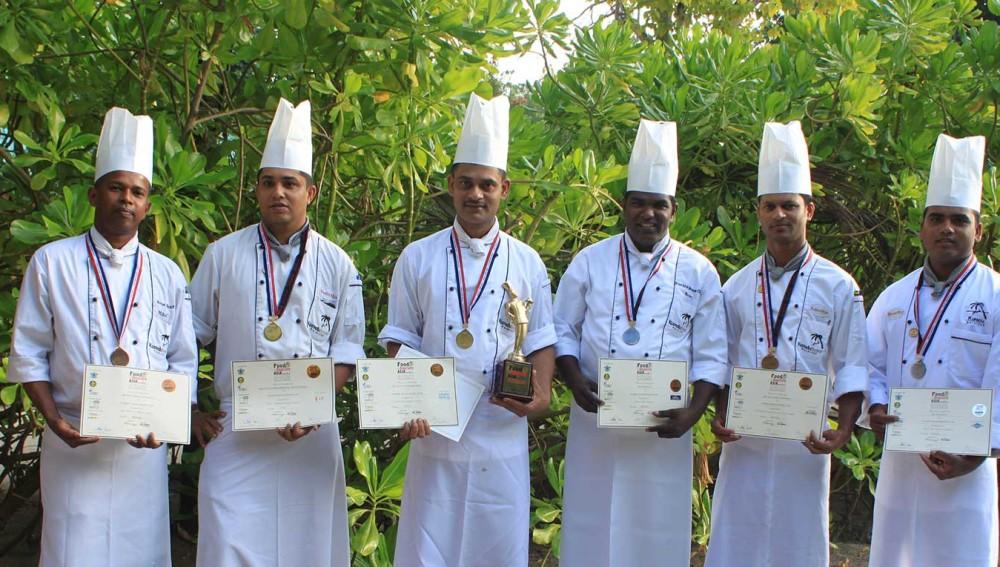 Kuredu Chefs Maldives