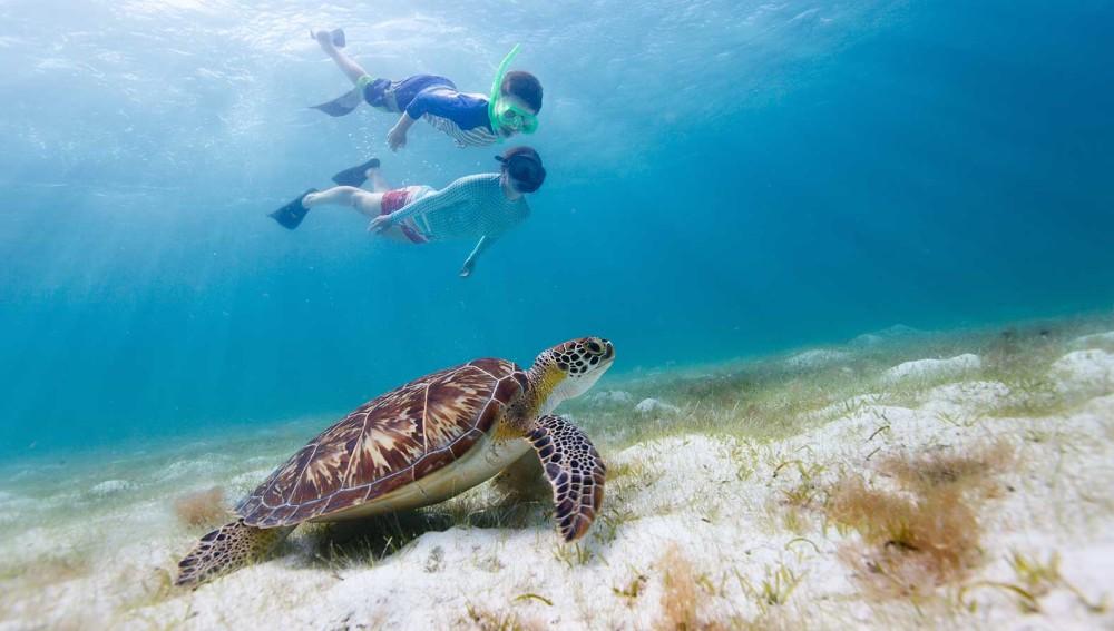 maldives resort for kids
