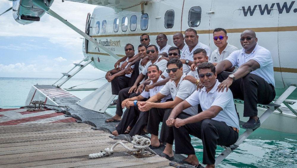 security kuredu maldives