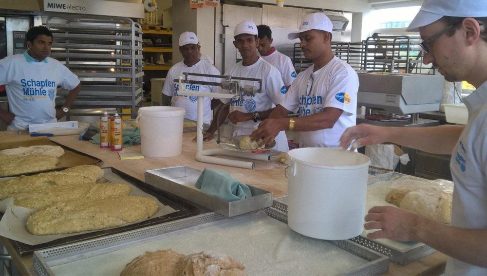 kuredu bakers trip