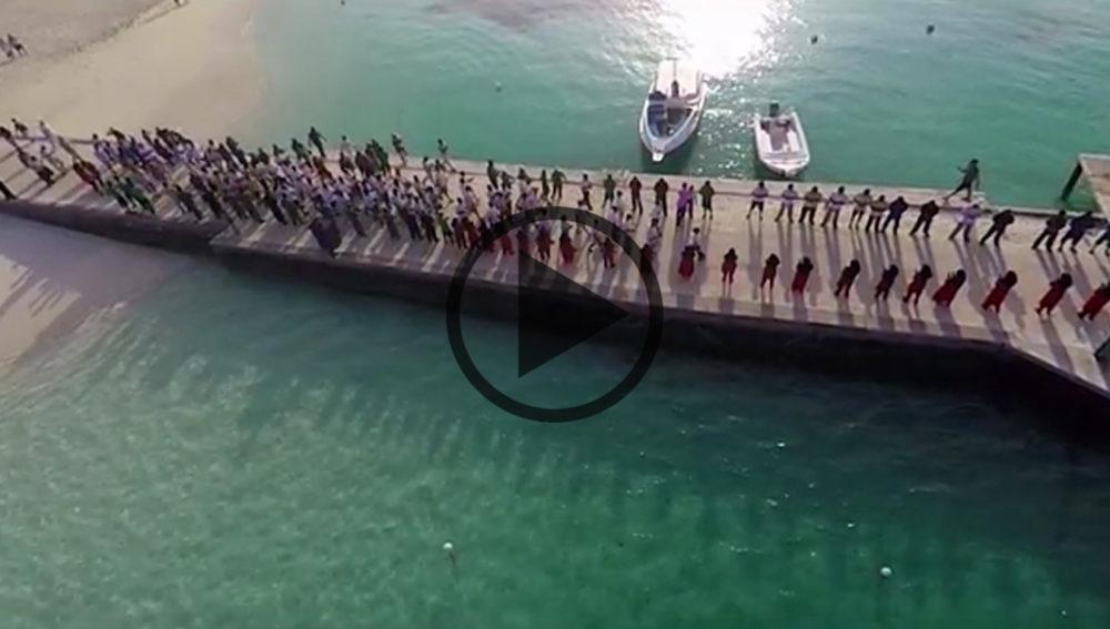 ken farewell kuredu maldives