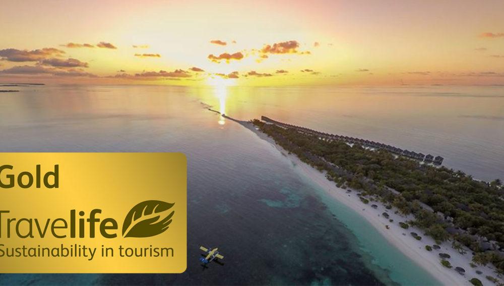 Travelife Gold Certification – Kuredu Resort Maldives