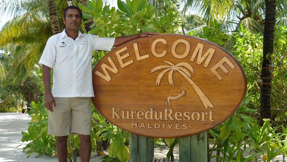 Kuredu Maldives Staff