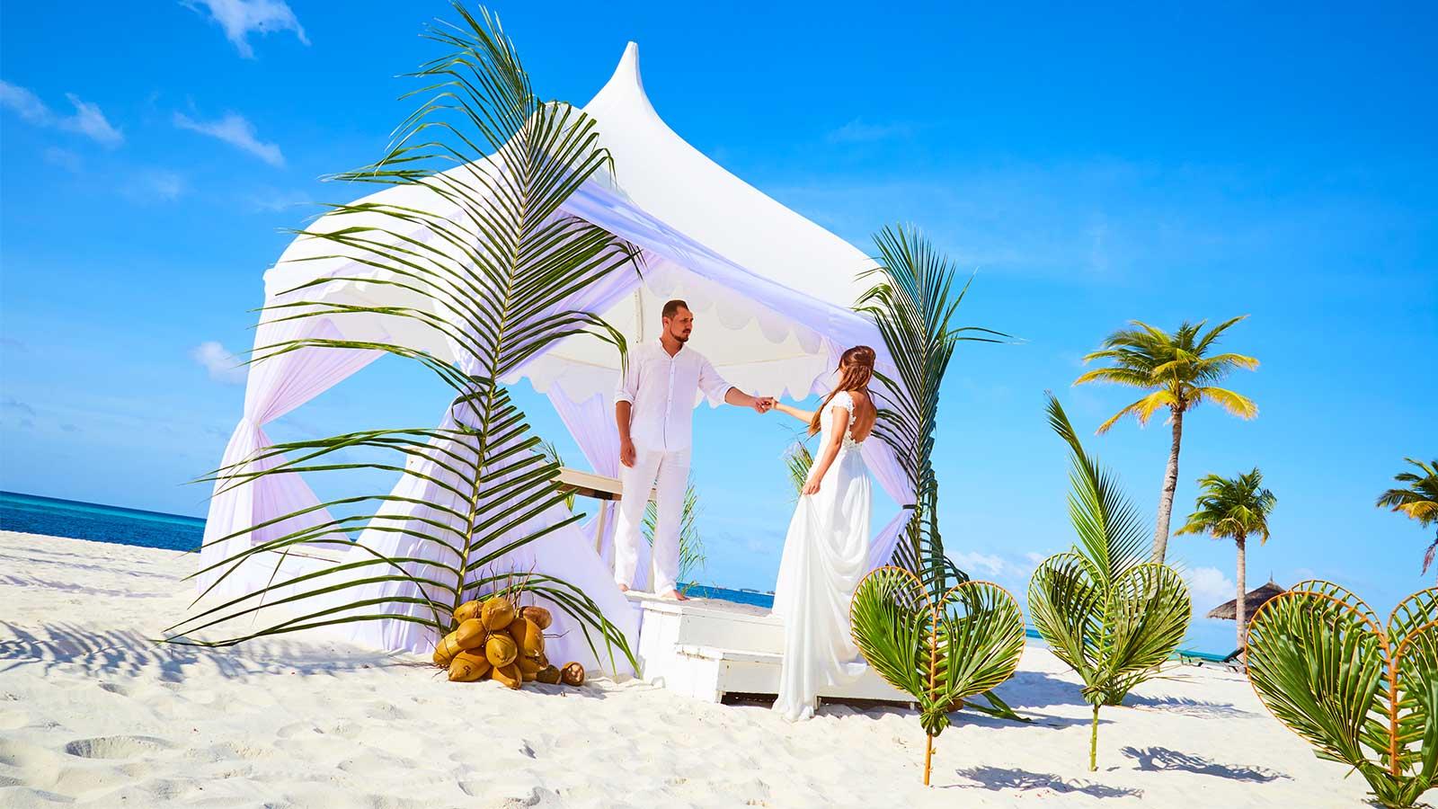 Wedding Kuredu Maldives