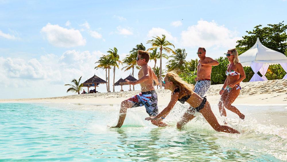 Kuredu Maldives Resort family holiday