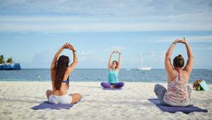 Kuredu Maldives Resort Yoga