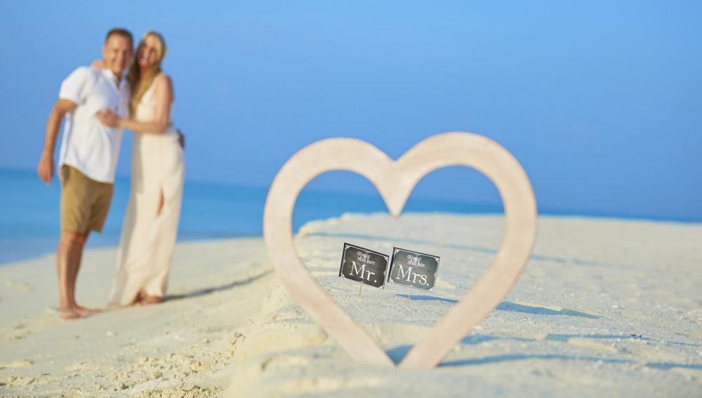 Kuredu Maldives wedding