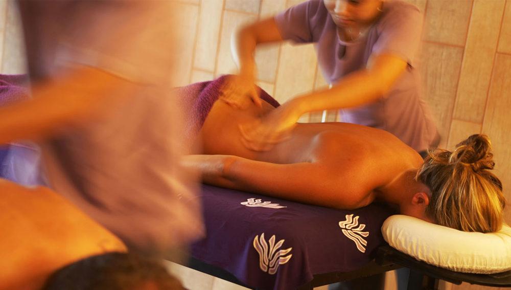 Couple's Treatment Duniye Spa Kuredu Maldives