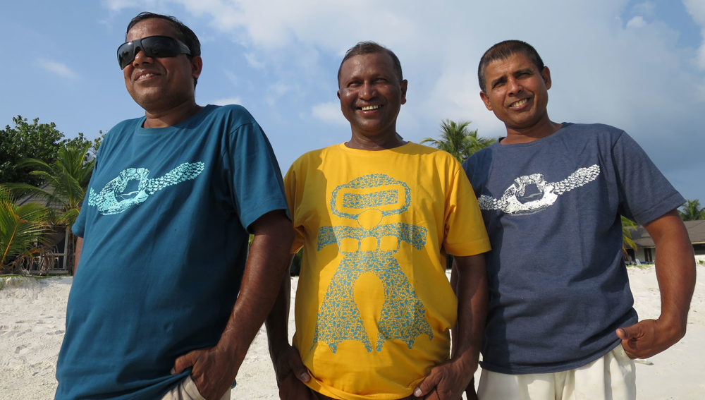 Kuredu Resort Maldives Celebrities
