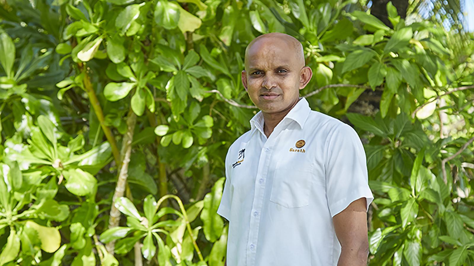 Kuredu Resort Maldives Celebrities - Sarath