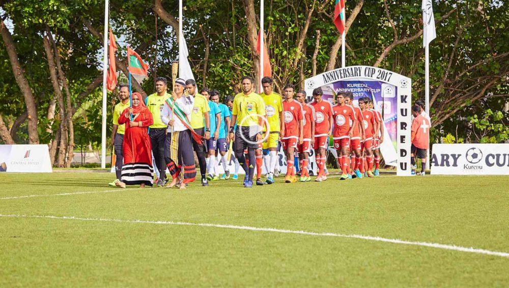 Kuredu Anniversary Cup 2017