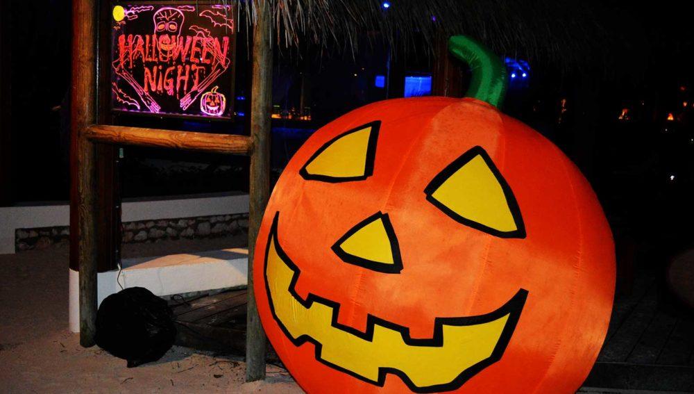 Halloween Kuredu Maldives