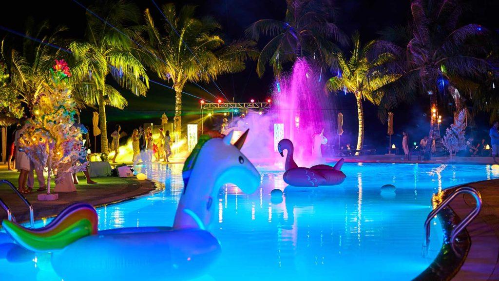 Kuredu Resort Maldives Christmas