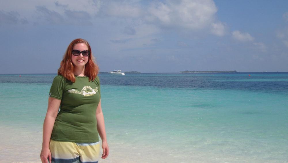 Stephanie Marine Center Kuredu Resort Maldives