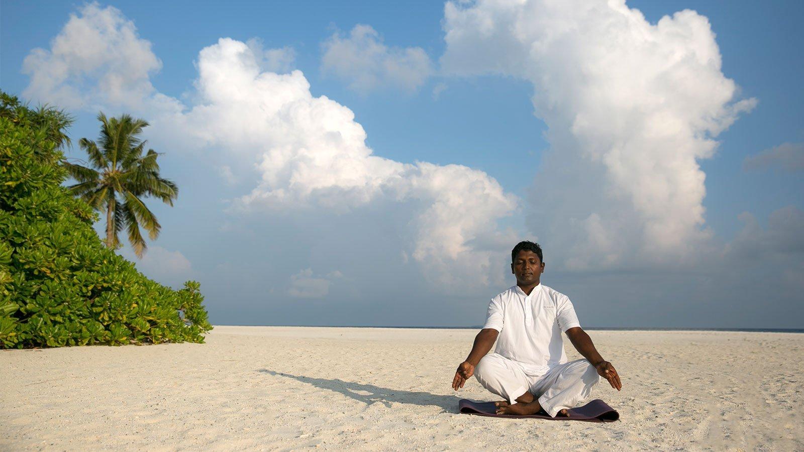 Yoga Kuredu Resort Maldives