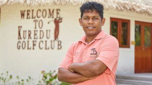 Aiwan Kuredu Resort Maldives Golf