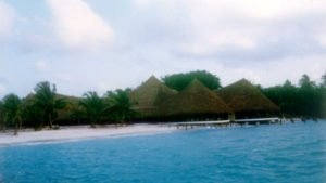 Kuredu Resort Maldives 1988
