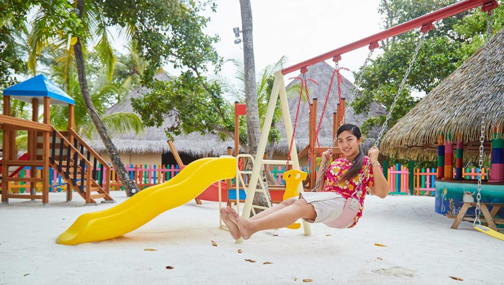 Sony Kuredu Resort Maldives Kids' Club