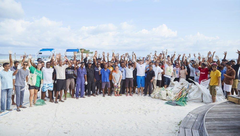 Kuredu environment Maldives