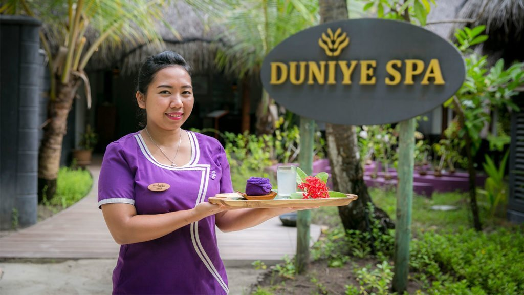 Duniye Spa Kuredu Maldives