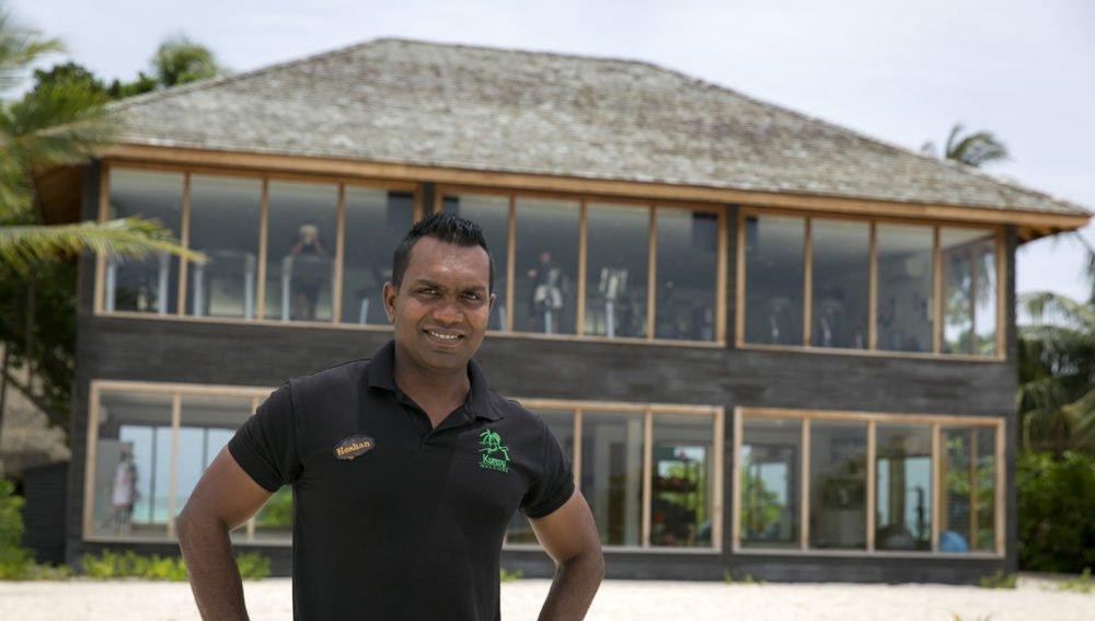 Kuredu Maldives Resort Gym