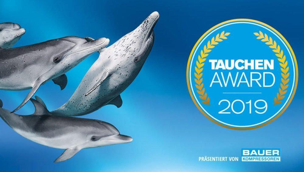 Tauchen Award 2019 Kuredu
