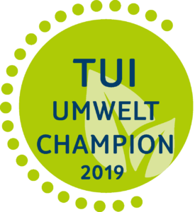 Kuredu Resort Maldives TUI Environmental Champion 2019