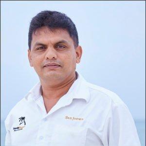 Chief Engineer Sanjeewa