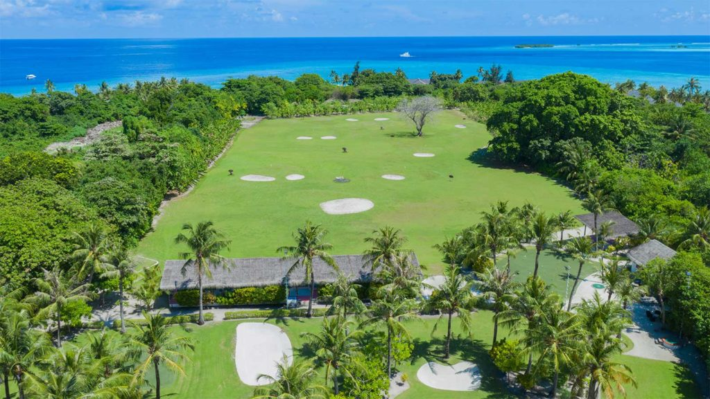 Golf Kuredu Resort Maldives