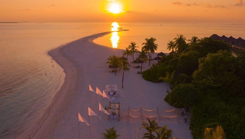 Sandbank Kuredu Maldives