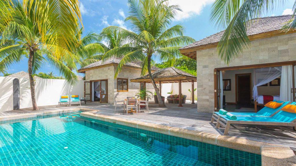 Pool Villa Kuredu Maldives