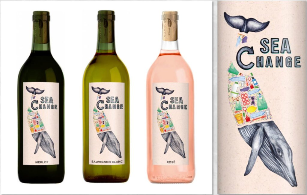 Helping to Protect the Ocean with Sea Change Wines at Kuredu Maldives