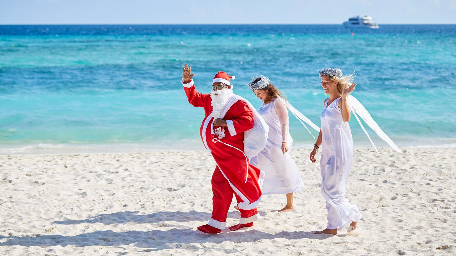 Christmas in Maldives