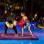 Kuredu Maldives Festive Gladiators
