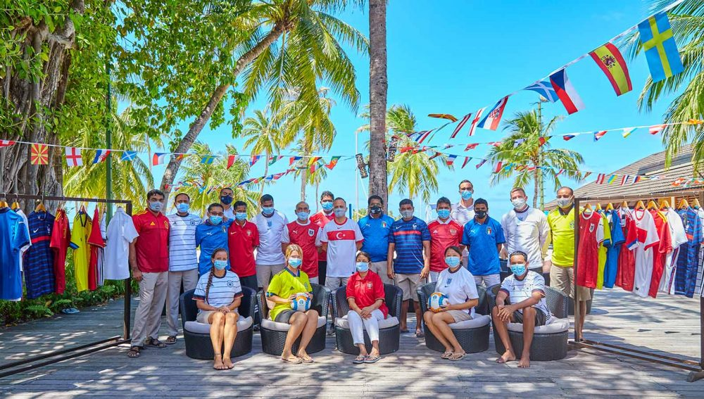 Euro 2021 Football Maldives